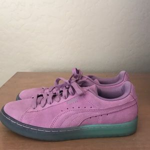 Women's Puma Sude Shoes